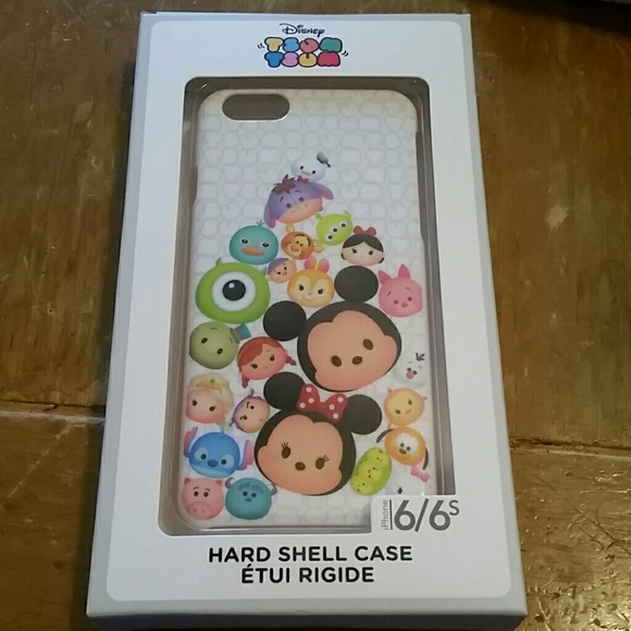 buy online 9aadd d8c3c tsum tsum iPhone 6 6s case hard case new